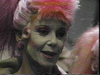 Doctor Who as Daisy K