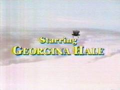 Starring Georgina Hale