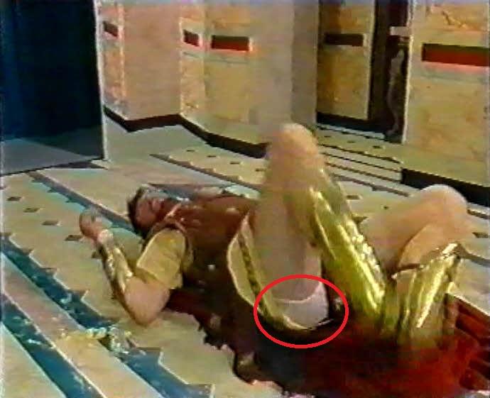 Nastius' underwear