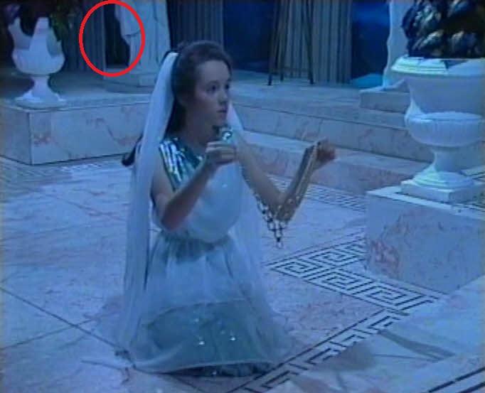 Athena's dress